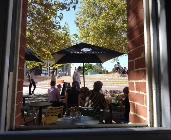George S Cafe Subiaco