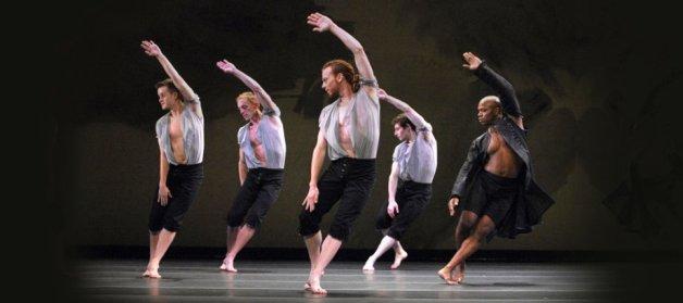 mozart dances