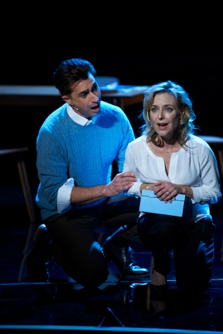 155 Brendan Hanson, Rachael Beck. Next to Normal. Image by Gary Marsh